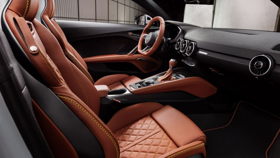 Audi TT Roadster 20 Jahre