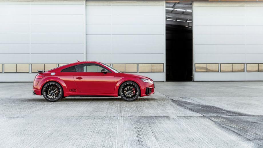 Audi TT S Coupé