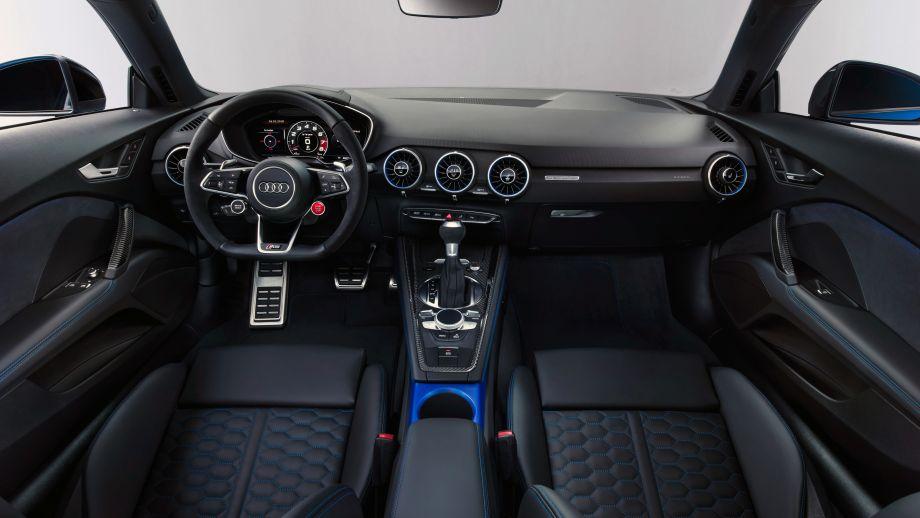 Audi TT RS Coupé Interieur