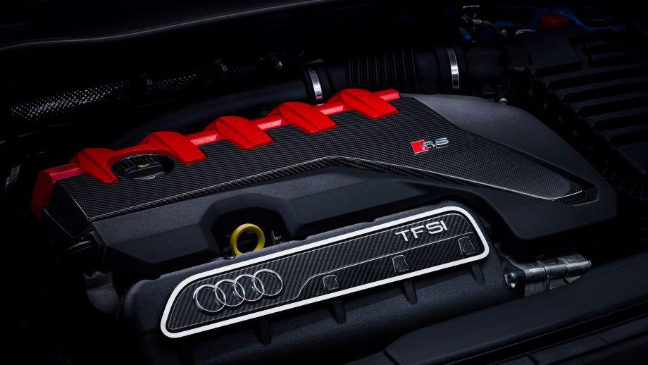 Audi TT RS Motor 5 Zylinder