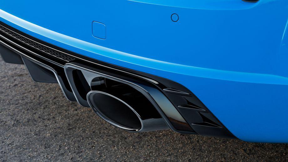 Audi TT RS Coupé Auspuff
