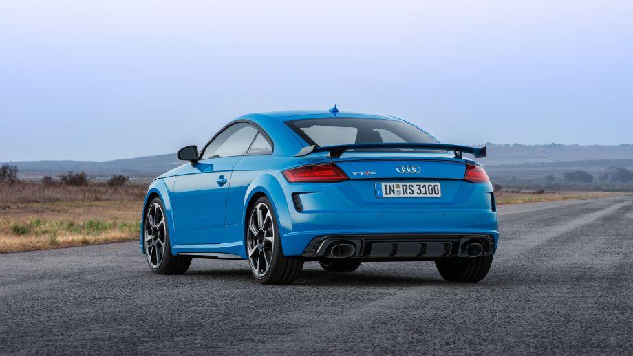 Audi TT RS Coupé Heck