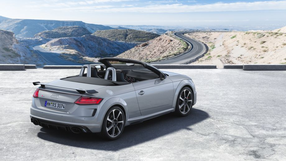 Audi TT RS Roadster Spoiler