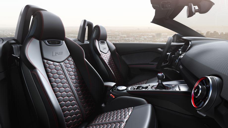 Audi TT RS Roadster Sitze