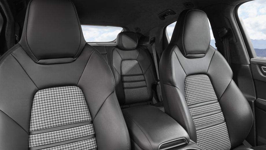 Porsche Cayenne Coupé Sitze