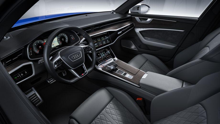 Audi S6 TDI Limousine Cockpit