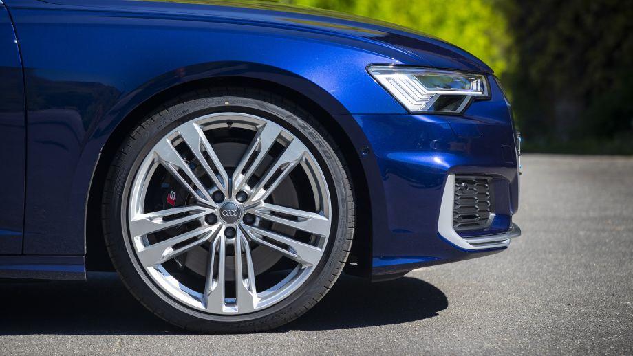 Audi S6 TDI Limousine Felgen