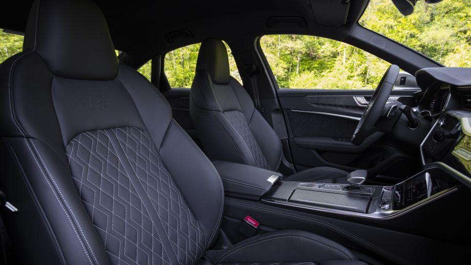 Audi S6 TDI Limousine Sitze