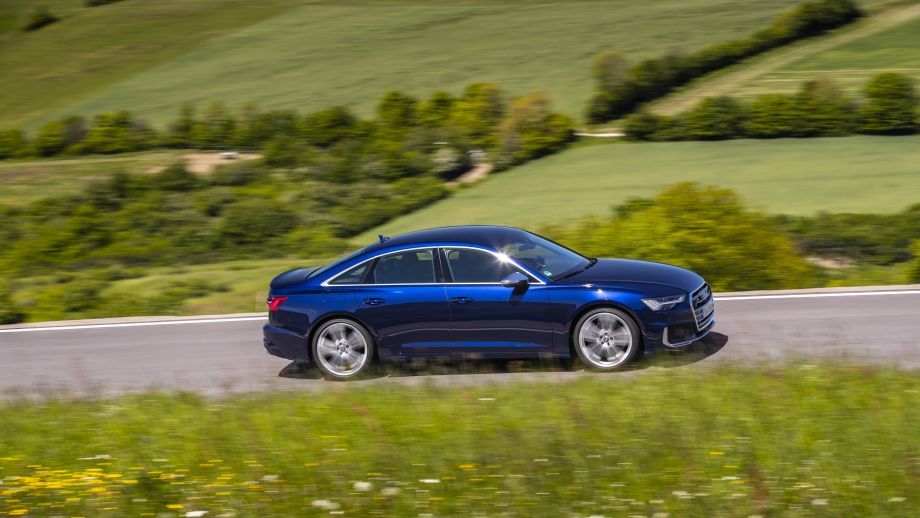 Audi S6 TDI Limousine