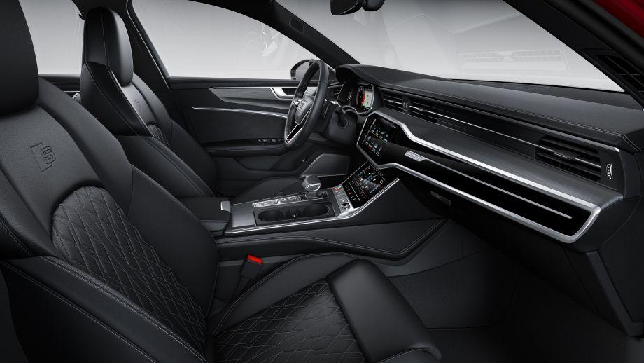 Audi S6 Avant Sitze
