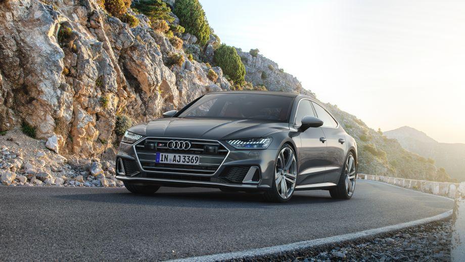 Audi S7 Sportback Grill