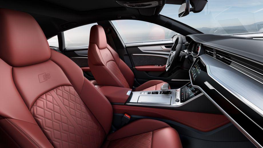 Audi S7 Sportback Sitze