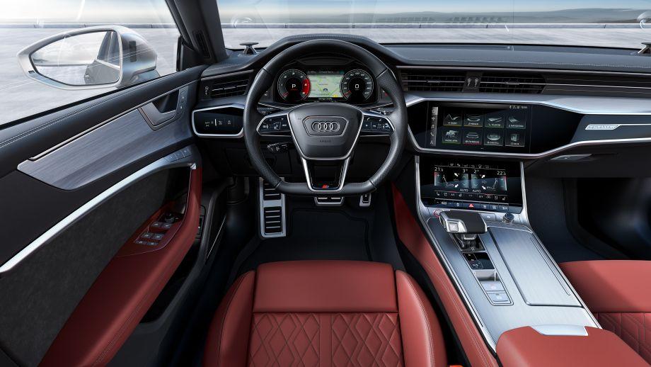 Audi S7 Sportback Cockpit
