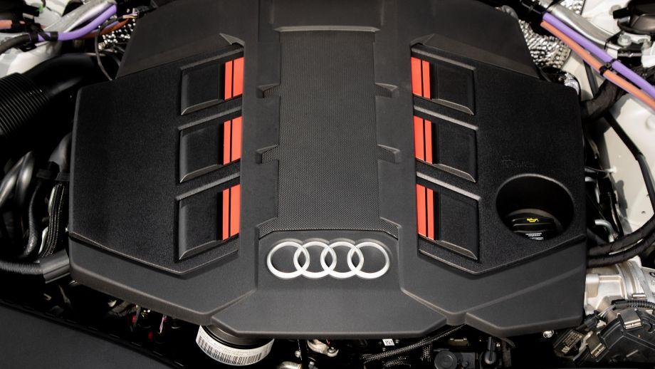 Audi S7 TDI Sportback Motor