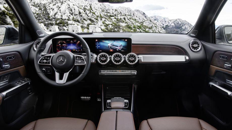 Mercedes-Benz GLB Interieur