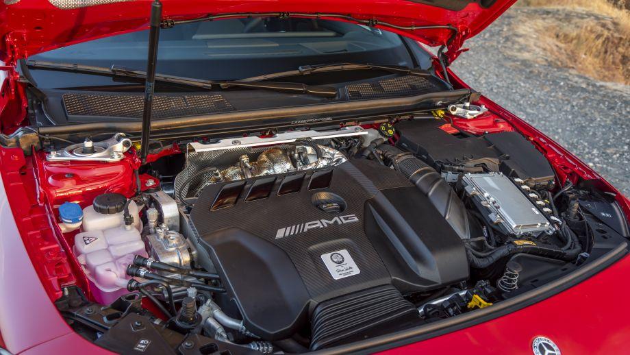 Mercedes-AMG CLA 45 4MATIC+ 2.0 Turbo