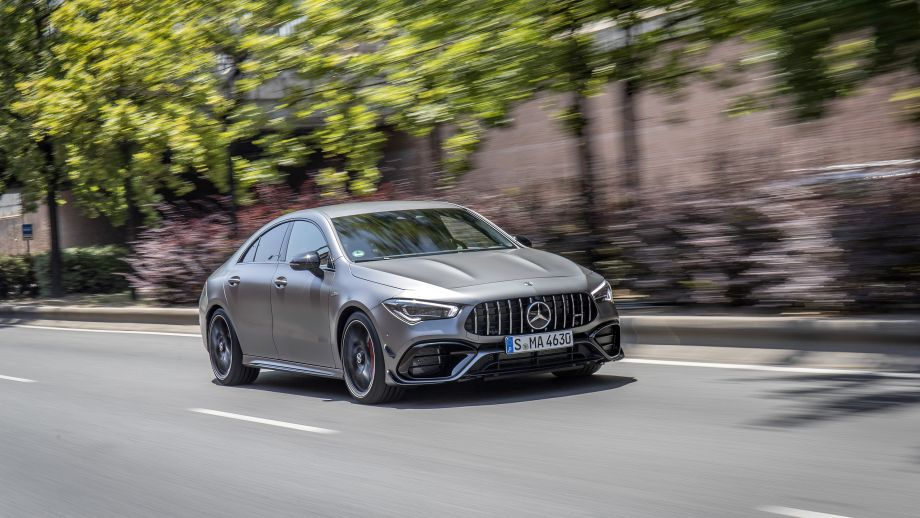 Mercedes-AMG CLA 45 4MATIC+