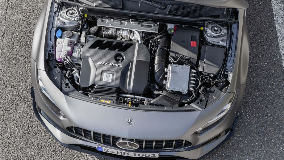 Mercedes-AMG A 45 4MATIC+ Motor
