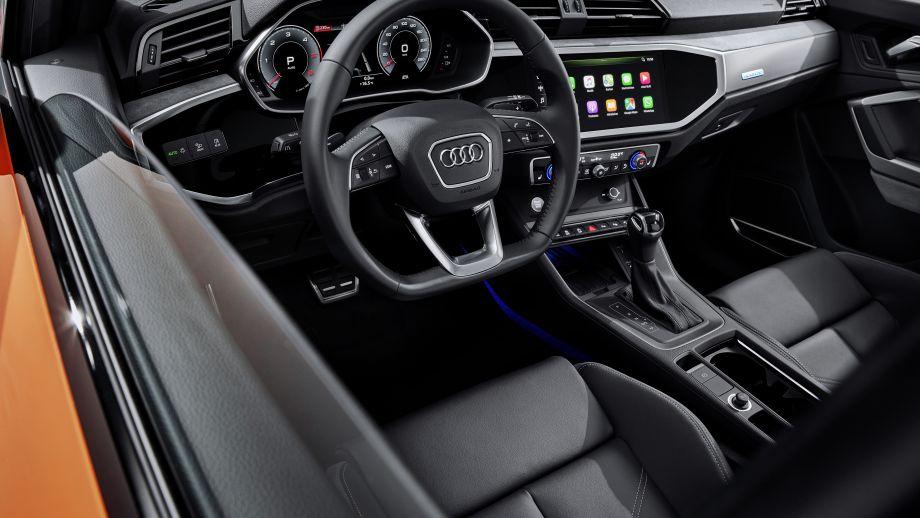 Audi Q3 Sportback Interieur