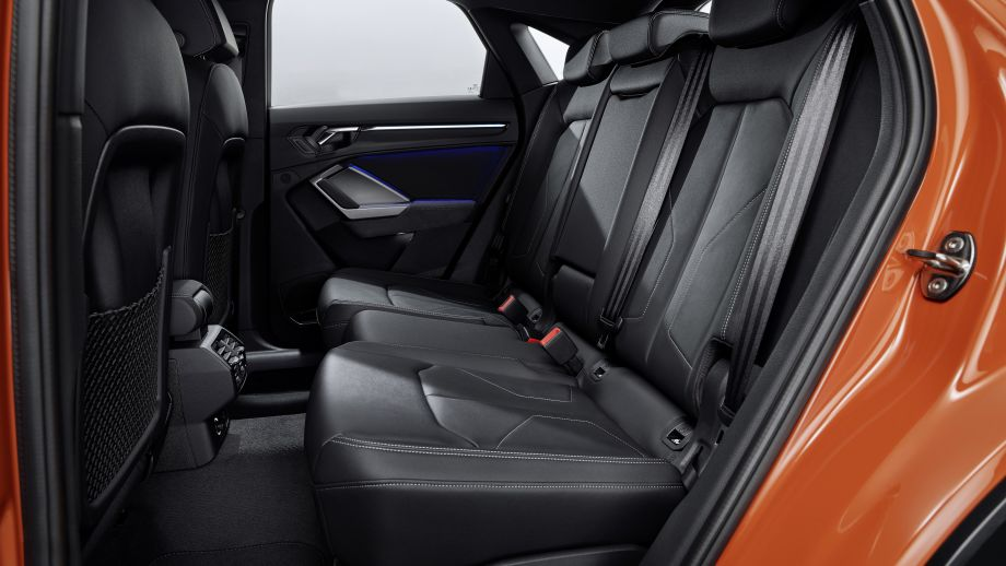 Audi Q3 Sportback Rückbank