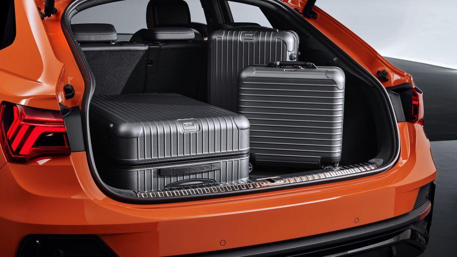 Audi Q3 Sportback Kofferraum