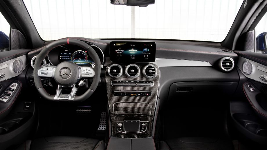 Mercedes-AMG GLC 43 4MATIC Interieur