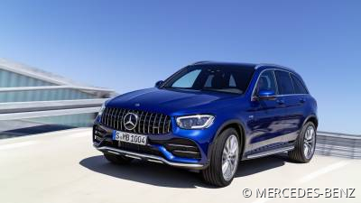 MERCEDES-BENZ GLC-Klasse