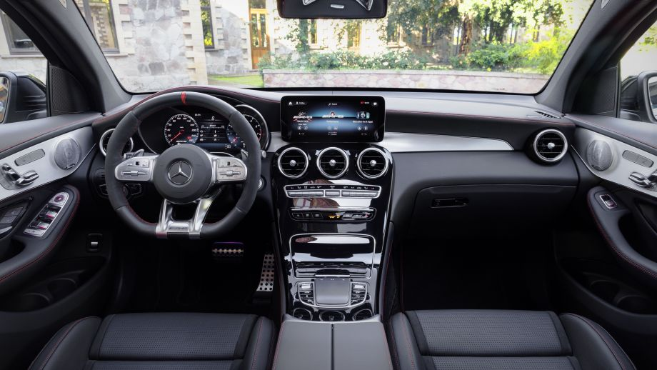 Mercedes-AMG GLC 43 4MATIC Coupé Interieur