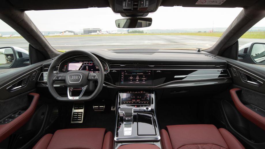 Audi SQ8 Interieur