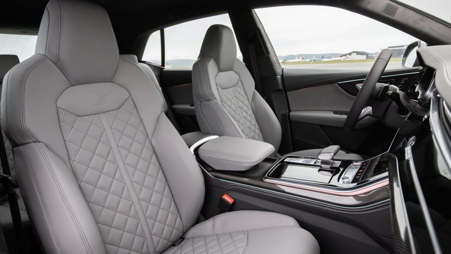 Audi SQ8 Sitze