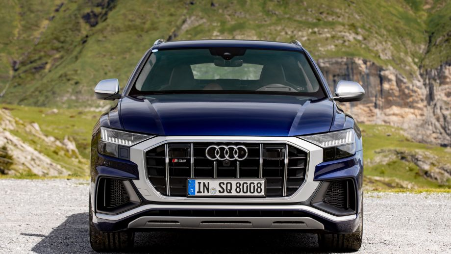 Audi SQ8 Grill