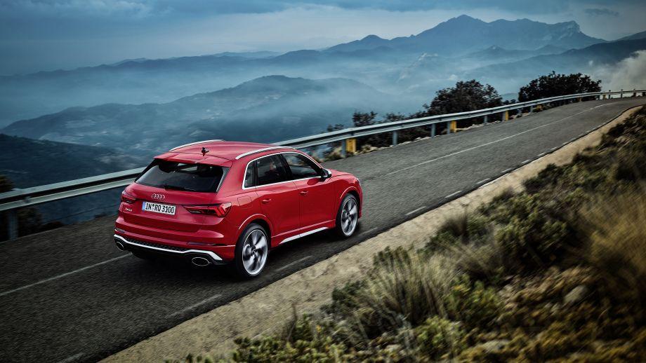 Audi RS Q3 SUV