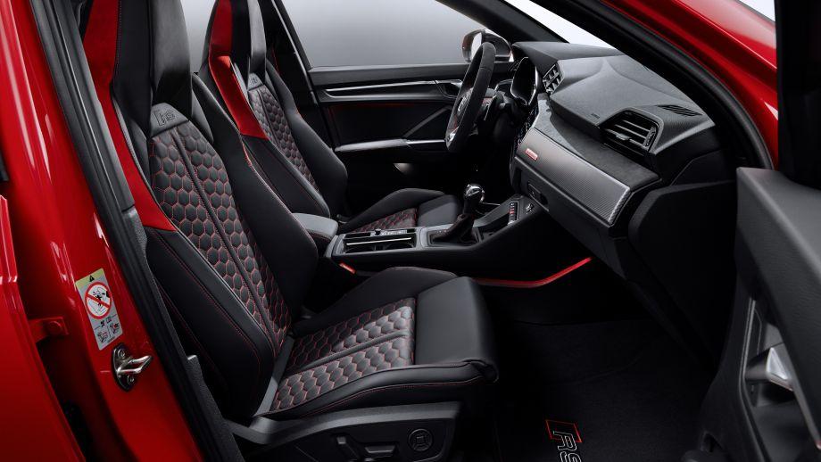 Audi RS Q3 SUV Sitze
