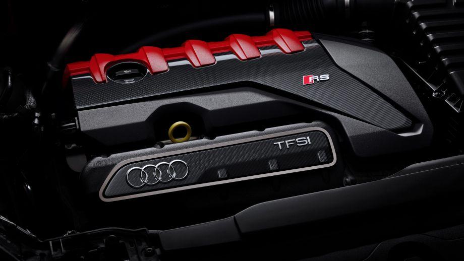 Audi RS Q3 5 Zylinder Motor