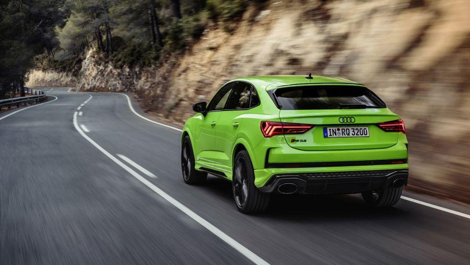 Audi RS Q3 Sportback Heck