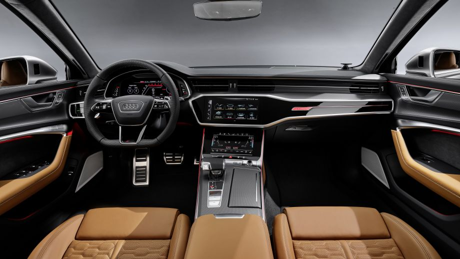 Audi RS6 Avant Interieur
