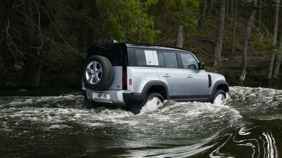Land Rover New Defender 110