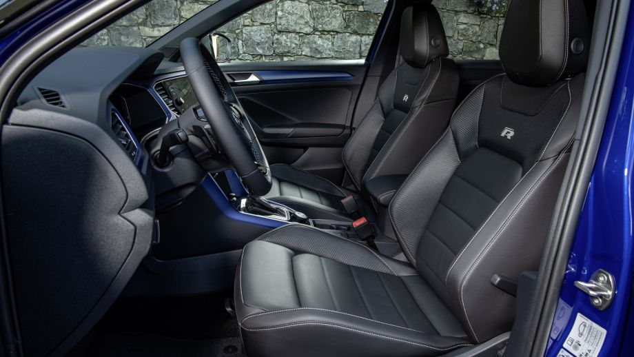 VW T-Roc R Sitze
