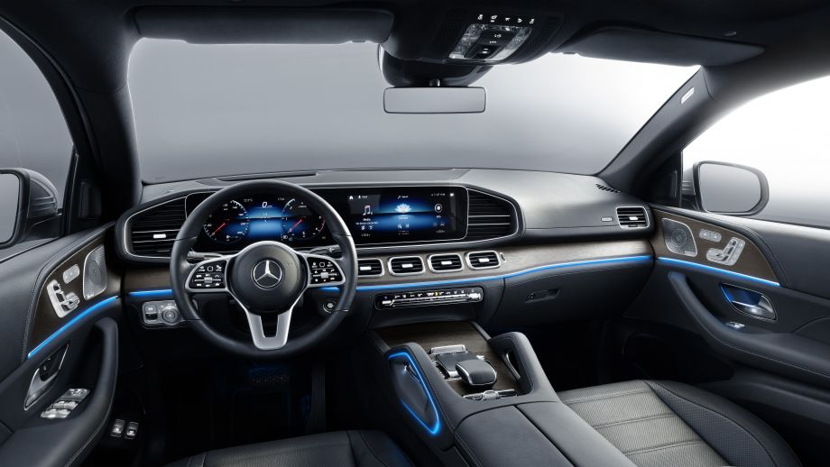 Mercedes-Benz GLE Interieur