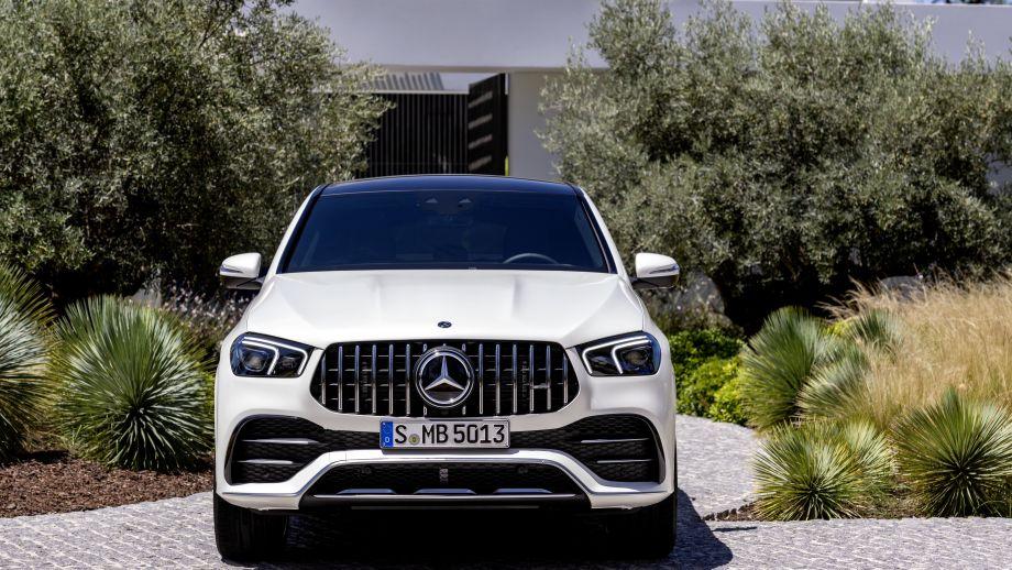 Mercedes-AMG GLE 53 Coupé