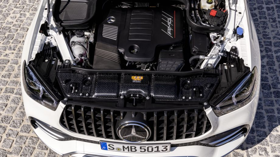 Mercedes-AMG GLE 53 Coupé Turbo