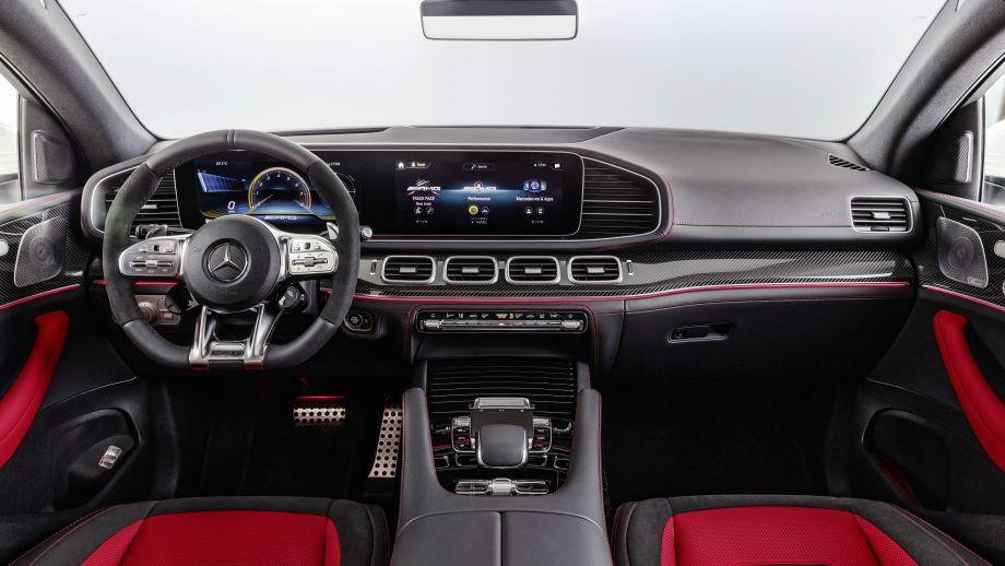 Mercedes-AMG GLE 53 Coupé Interieur