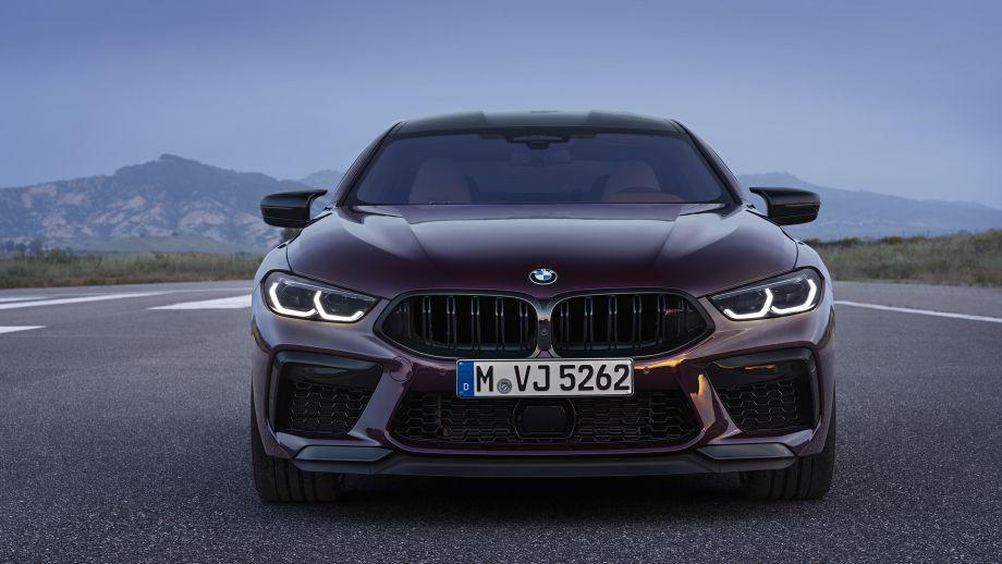 BMW M8 Gran Coupé Nieren