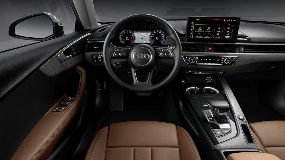 Audi A5 Sportback Cockpit, Sitz, Platz
