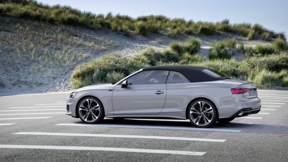 Audi A5 Cabrio Verdeck, Felgen