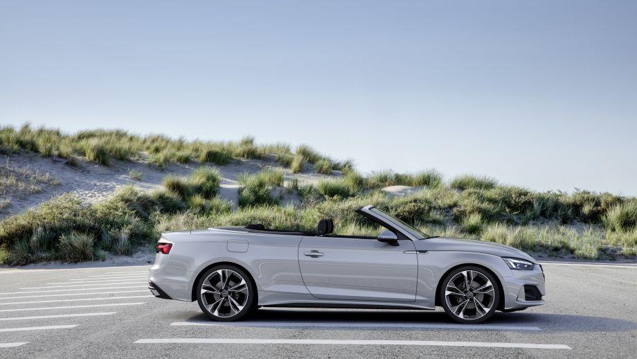 Audi A5 Cabrio Felgen