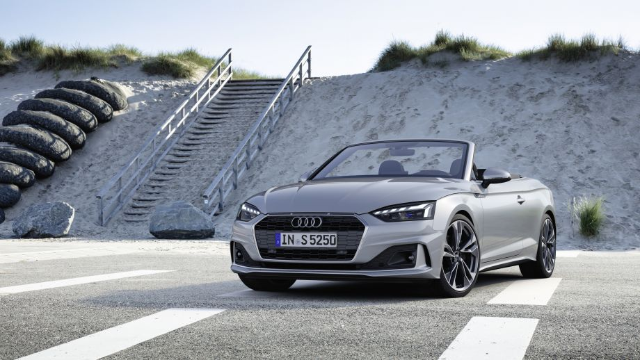 Audi A5 Cabrio Grill, LED