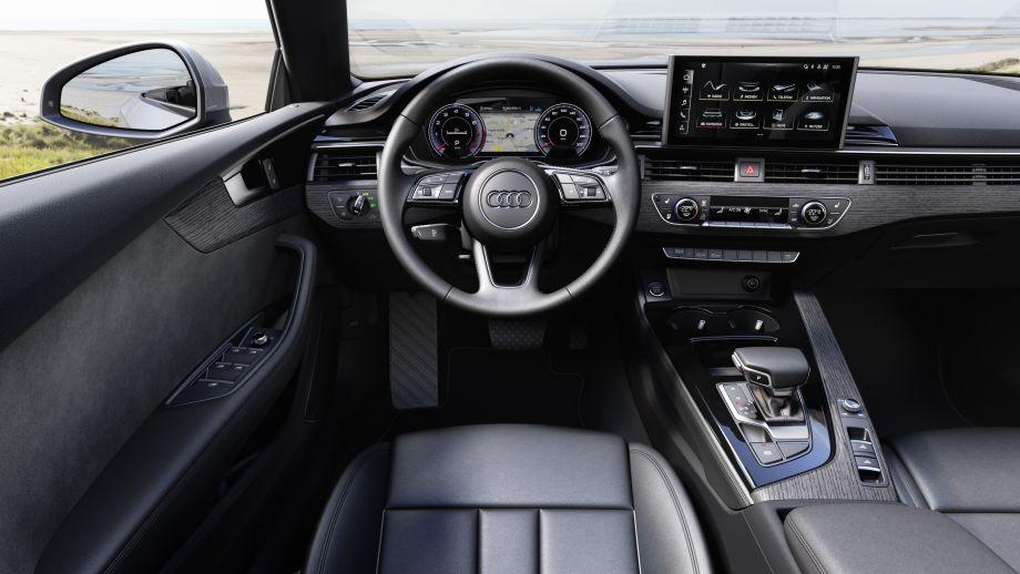 Audi A5 Cabrio Cockpit, Display, Platz, Interieur