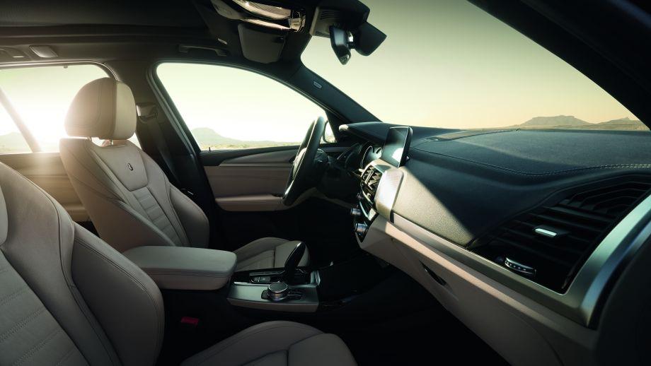 BMW ALPINA XD3 Sitze