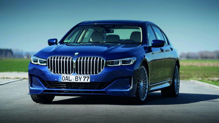 BMW ALPINA B7 Grill